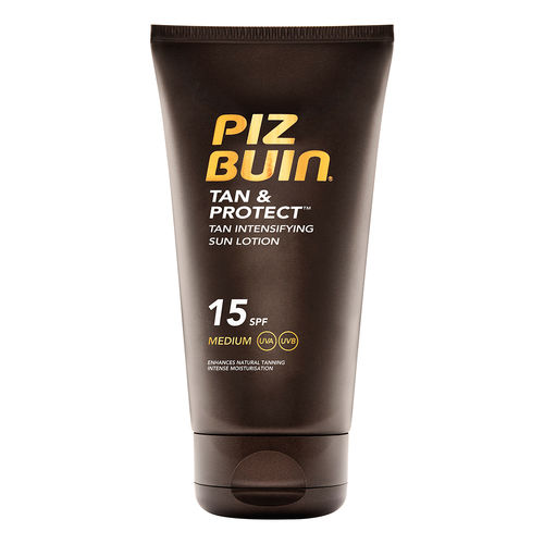 PIZ BUIN TAN & PROTECT SUN LOTION SPF 15 aurinkovoide 150 ml