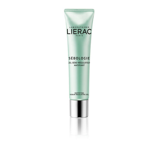 LIERAC SEBOLOGIE REGULATING GEL tasapainottava emulsio 40 ml