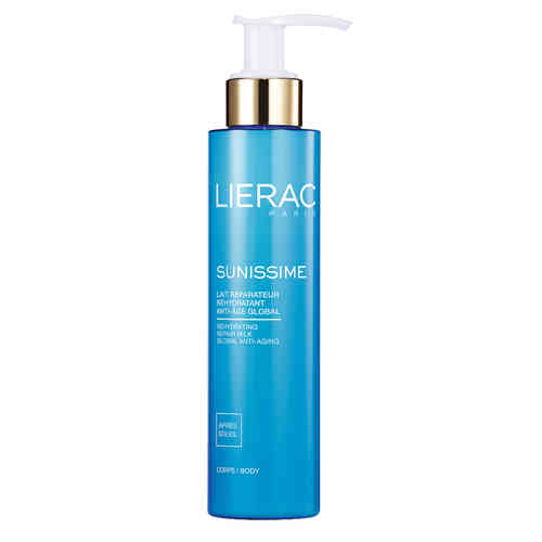 * LIERAC SUNISSIME REPAIR MILK after sun emulsio 150 ml