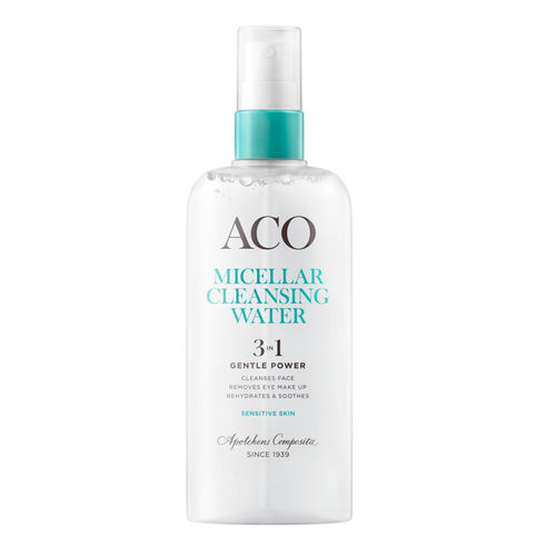 ACO FACE MICELLAR CLEANSING WATER 3in1 puhdistusvesi 200 ml