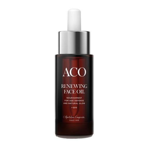 ACO RENEWING FACE OIL ravitseva kasvoöljy 30 ml
