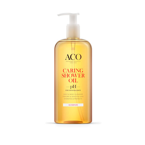 ACO CARING SHOWER OIL suihkuöljy 400 ml