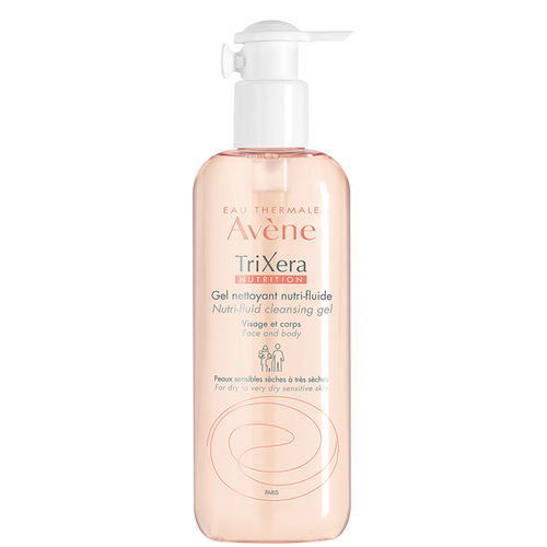 AVENE TRIXERA NUTRITION NUTRI-FLUID CLEANSER 400 ml