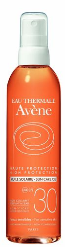 AVENE HIGH PROTECTION SUN CARE OIL SPF 30 aurinkosuojaöljy 200 ml