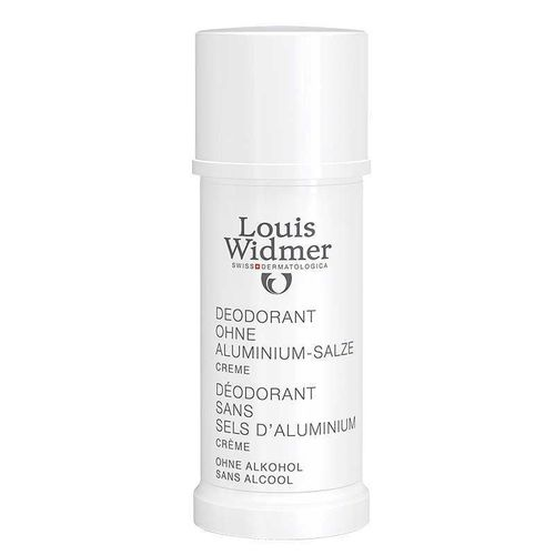 LOUIS WIDMER DEO CREAM alumiinisuolaton voidemainen deodorantti 40 ml