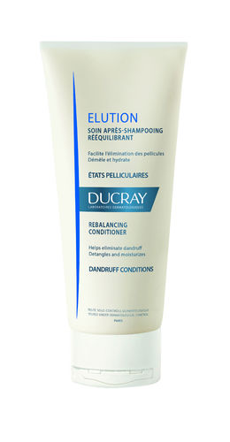 DUCRAY ELUTION REBALANCING CONDITIONER hoitoaine 200 ml *
