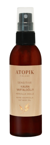 ATOPIK SENSITIVE KAURA VARTALOÖLJY 100 ml