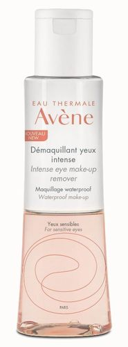 AVENE ESSENTIALS INTENSE WATERPROOF EYE MAKE-UP REMOVER silmämeikinpoistoaine 125 ml