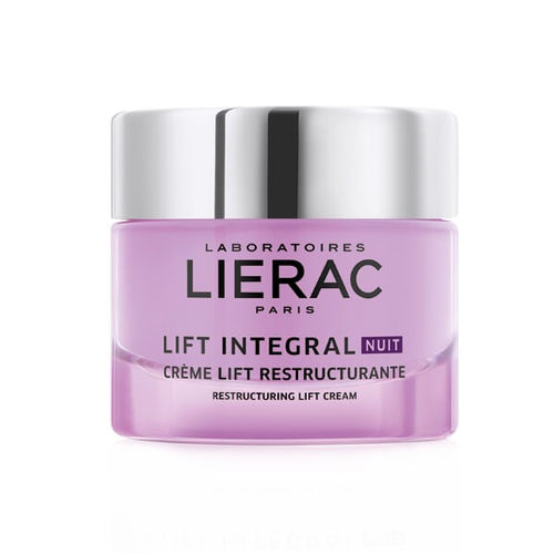 * LIERAC LIFT INTEGRAL RESTRUCTURING LIFT CREAM NIGHT yövoide kaikille ihotyypeille 50 ml