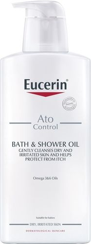 EUCERIN ATO-CONTROL BATH & SHOWER OIL 400 ml