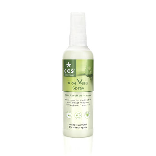 CCS ALOE VERA SPRAY 150 ml