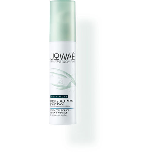 * JOWAE YOUTH CONCENTRATE DETOX NIGHT yöseerumi 30 ml