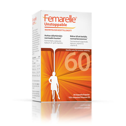 FEMARELLE UNSTOPPABLE 56 kaps *