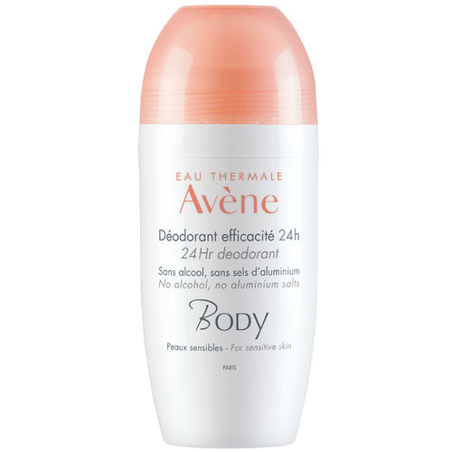 AVENE 24 H DEODORANT roll-on 50 ml