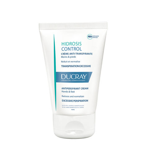 DUCRAY HIDROSIS CONTROL antiperspirant cream 50 ml