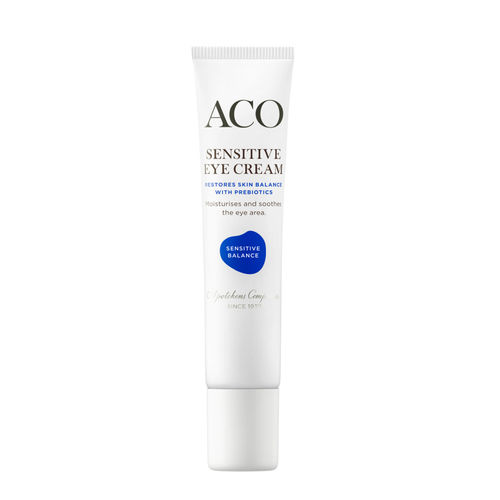 ACO SENSITIVE BALANCE EYE CREAM silmänympärysvoide 15 ml