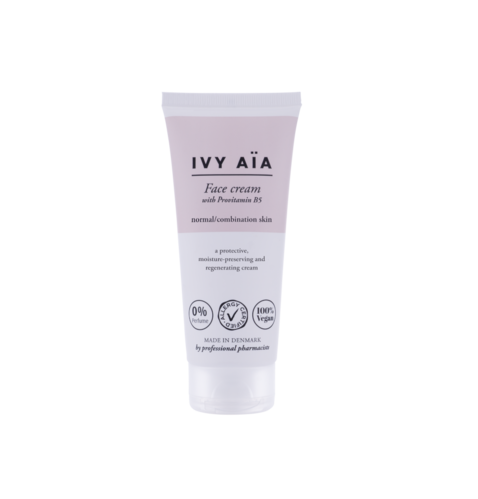 * * IVY AIA CREAM WITH PROVITAMIN B5 kasvovoide 100 ml