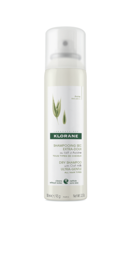 KLORANE DRY SHAMPOO SPRAY WITH OAT MILK kuivashampoospray 150 ml