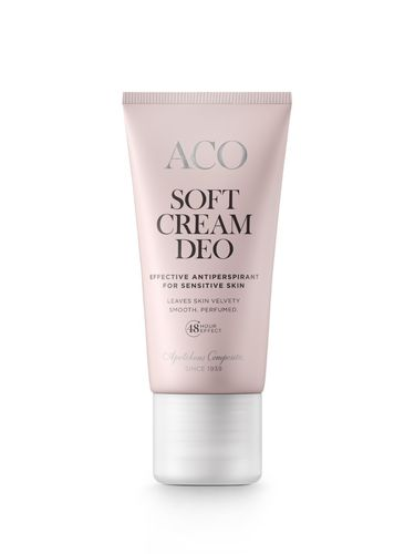 ACO DEO SOFT CREAM antiperspirantti 50 ml