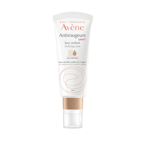 AVENE ANTI-REDNESS UNIFYING CREAM SPF30 värillinen hoitovoide 40 ml