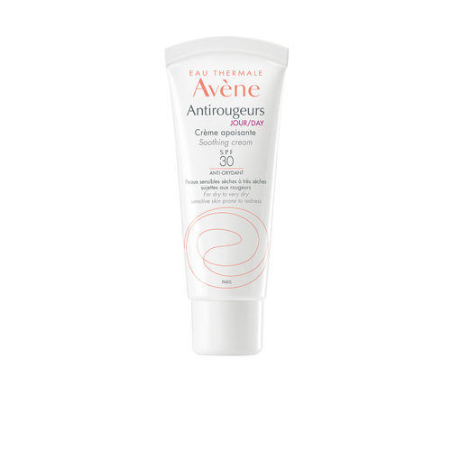 AVENE ANTI-REDNESS SOOTHING CREAM SPF 30 punoittavalle, kuivalle iholle 40 ml