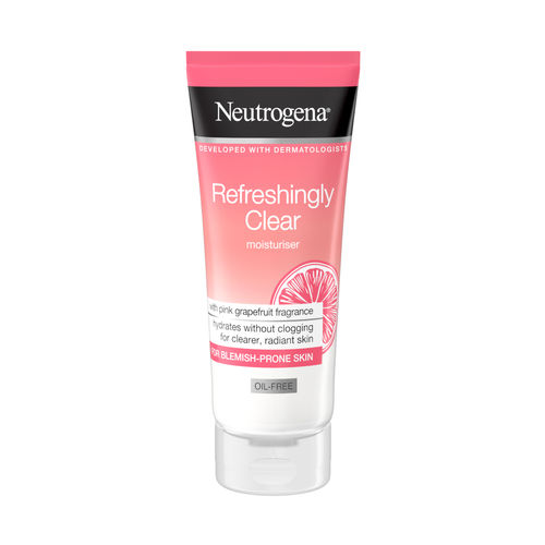 NEUTROGENA REFRESHINGLY CLEAR MOISTURISER kosteusvoide 50 ml *