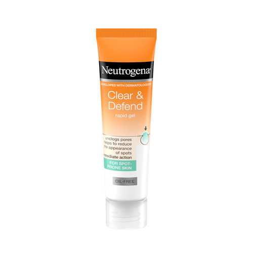 NEUTROGENA CLEAR & DEFEND RAPID GEL täsmähoitogeeli 15 ml**