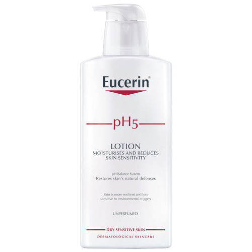 EUCERIN PH5 WASHLOTION hajusteeton pesuvoide 400ml *