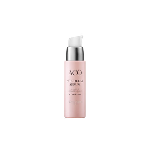 * * ACO AGE DELAY SERUM anti-age seerumi 30 ml