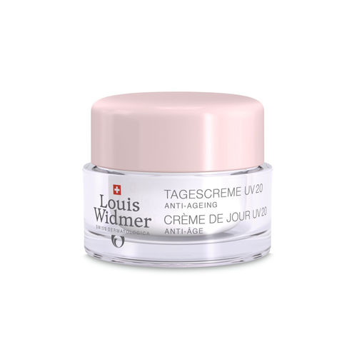 LOUIS WIDMER DAY CREAM UV20 päivävoide 50 ml