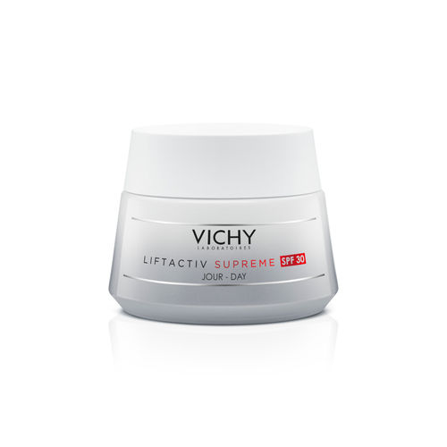 * * VICHY LIFTACTIV SUPREME INTENSIVE ANTI-WRINKLE & FIRMING CARE SPF30 päivävoide 50 ml